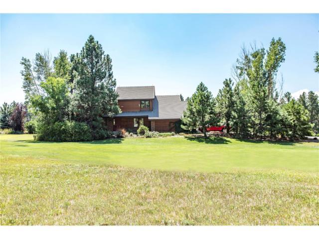 9716 Deerfield Road, Franktown, CO 80116 (MLS #2310694) :: 8z Real Estate