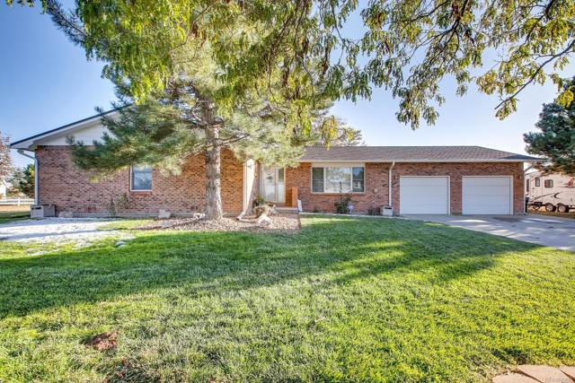 16700 E 113th Court, Commerce City, CO 80022 (#2311060) :: The Peak Properties Group