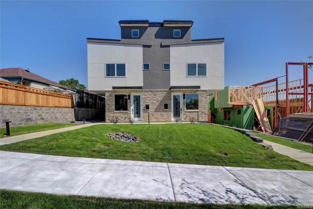 1322 Knox Court, Denver, CO 80204 (#2311101) :: Colorado Team Real Estate