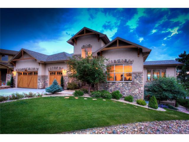 19833 E Majestic Pine Place, Parker, CO 80134 (MLS #2311102) :: 8z Real Estate