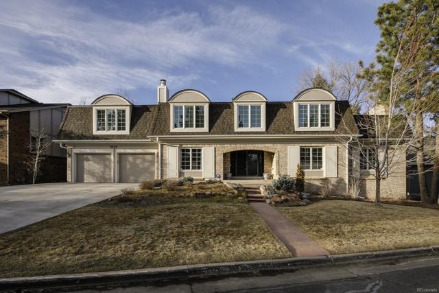 9809 E Fair Lane, Englewood, CO 80111 (#2311405) :: The Peak Properties Group