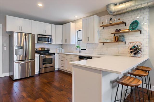 3096 Umatilla Street B, Denver, CO 80211 (MLS #2311797) :: Kittle Real Estate