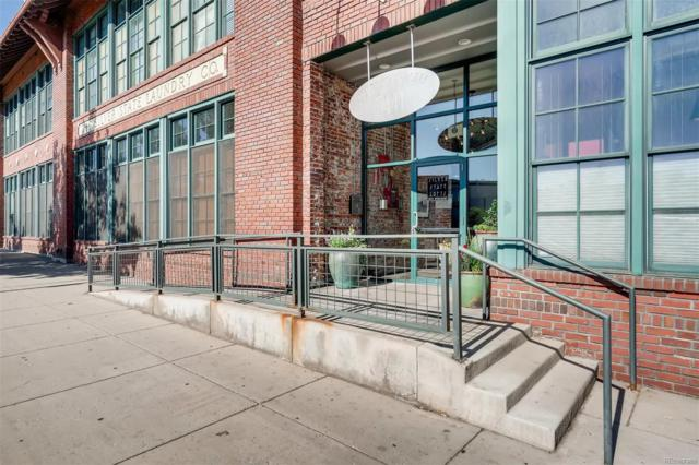 2441 Broadway #107, Denver, CO 80205 (#2312406) :: The Heyl Group at Keller Williams