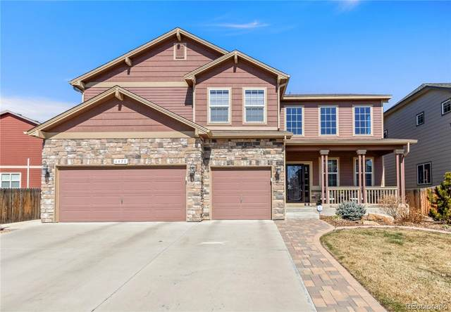6458 Spring Valley Road, Timnath, CO 80547 (MLS #2312501) :: Kittle Real Estate