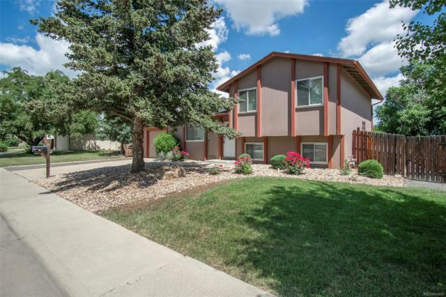 18865 W 59th Drive, Golden, CO 80403 (#2312583) :: The Griffith Home Team