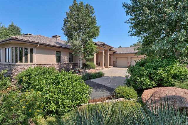 726 Evening Star Drive, Castle Rock, CO 80108 (#2312705) :: The HomeSmiths Team - Keller Williams
