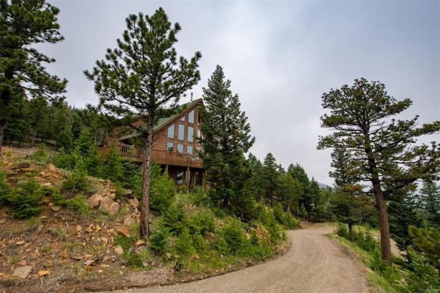 538 Sawmill Creek Road, Evergreen, CO 80439 (#2312867) :: The City and Mountains Group