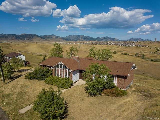 16535 W 79th Drive, Arvada, CO 80007 (#2313159) :: The Peak Properties Group