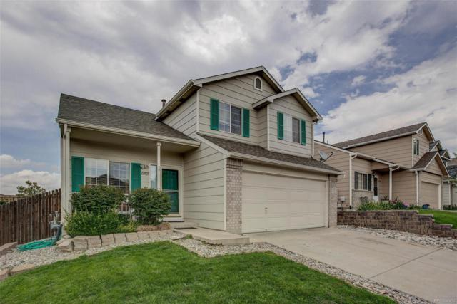 22807 E Belleview Place, Aurora, CO 80015 (MLS #2313245) :: Kittle Real Estate