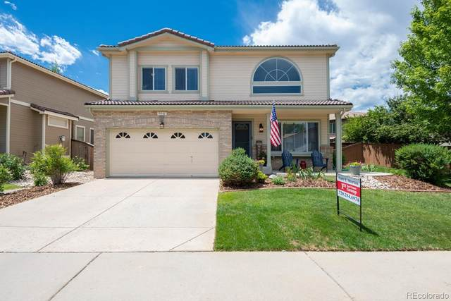 9642 Adelaide Circle, Highlands Ranch, CO 80130 (#2313438) :: The HomeSmiths Team - Keller Williams