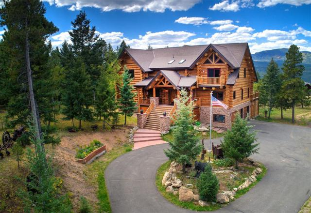 26474 Grand Summit Trail, Evergreen, CO 80439 (#2313778) :: Compass Colorado Realty