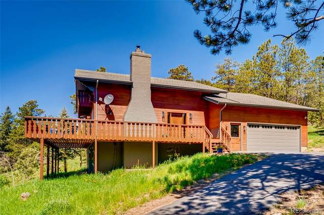 20181 Pleasant Park Road, Conifer, CO 80433 (#2313903) :: The DeGrood Team
