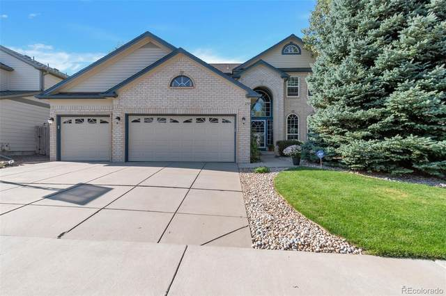2709 S Coors Court, Lakewood, CO 80228 (#2313918) :: milehimodern