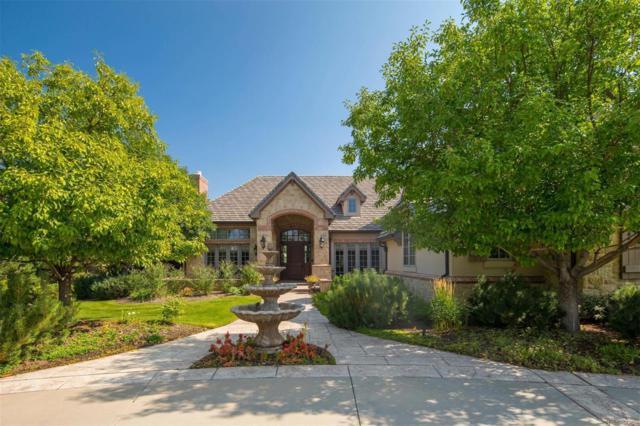 4601 Preserve Parkway, Greenwood Village, CO 80121 (MLS #2314062) :: 8z Real Estate