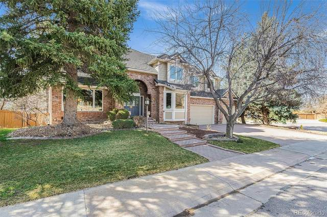 16416 E Powers Place, Centennial, CO 80015 (#2314316) :: Finch & Gable Real Estate Co.
