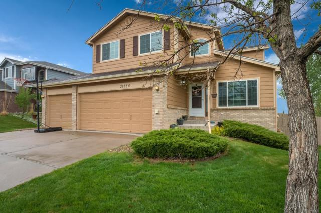 21885 Whirlaway Avenue, Parker, CO 80138 (MLS #2314562) :: Kittle Real Estate