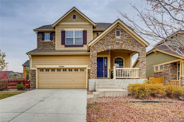 23902 E Garden Drive, Aurora, CO 80016 (MLS #2314813) :: Kittle Real Estate