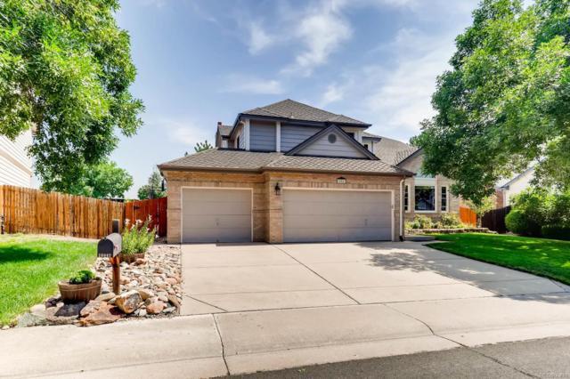 10047 Granite Hill Drive, Parker, CO 80134 (#2314947) :: The Peak Properties Group