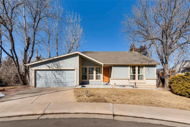 4580 W 110th Circle, Westminster, CO 80031 (#2315630) :: Bring Home Denver