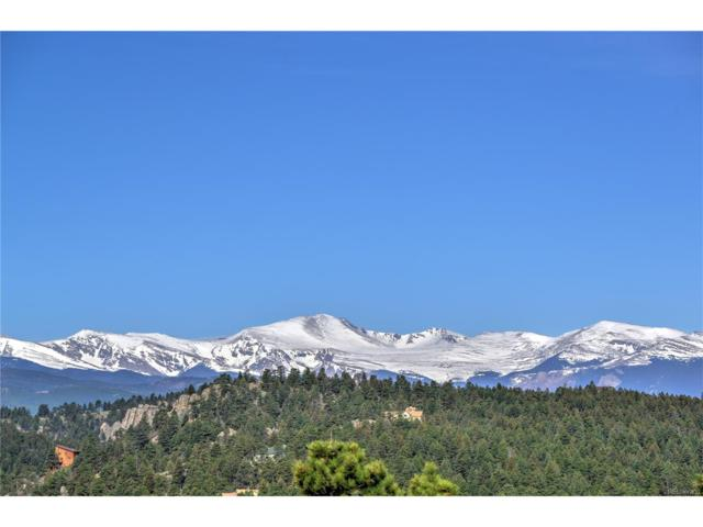 23231 Loggers Trail, Evergreen, CO 80439 (MLS #2315839) :: 8z Real Estate