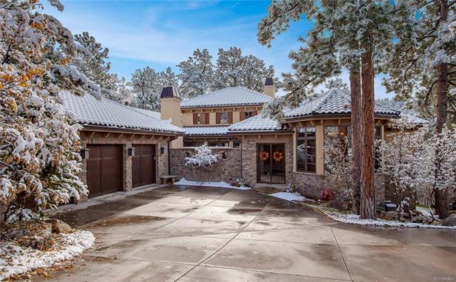 972 Country Club Parkway, Castle Rock, CO 80108 (#2316110) :: Wisdom Real Estate