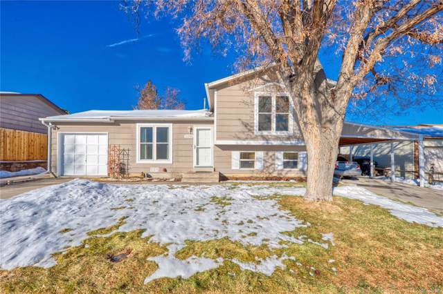 5295 E 108th Place, Thornton, CO 80233 (MLS #2316202) :: 8z Real Estate