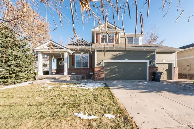17960 Domingo Drive, Parker, CO 80134 (#2316287) :: The Healey Group