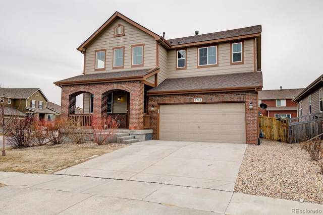 5158 Chicory Circle, Brighton, CO 80601 (#2316373) :: The DeGrood Team