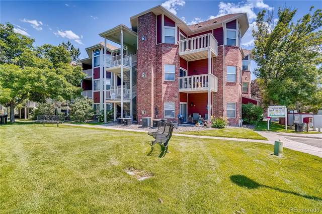 2422 W 82nd Place 3D, Westminster, CO 80031 (#2316466) :: The Margolis Team