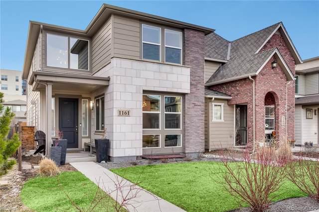 1161 S Sherman Street, Denver, CO 80210 (MLS #2316554) :: 8z Real Estate