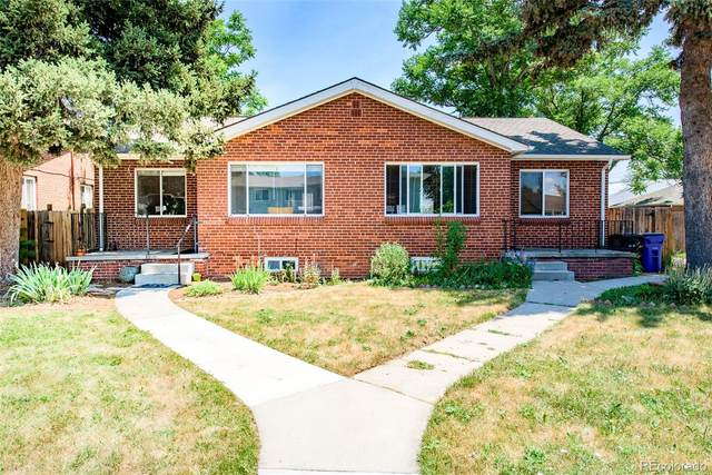 1436 Jersey Street, Denver, CO 80220 (MLS #2316816) :: Clare Day with Keller Williams Advantage Realty LLC