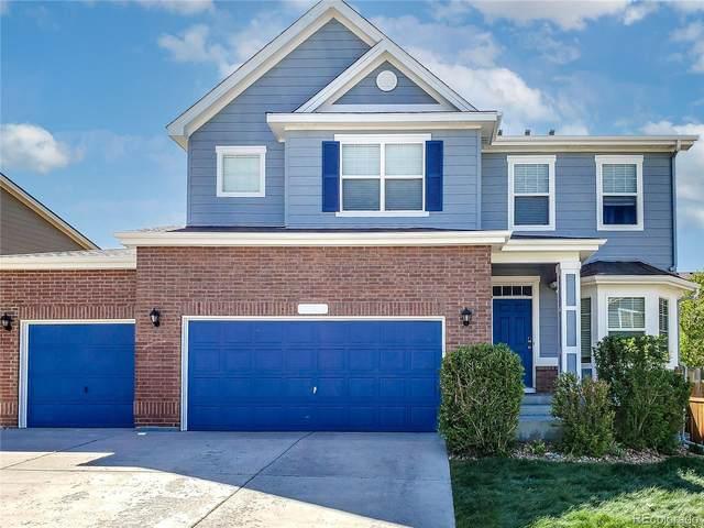 2605 Paint Pony Circle, Castle Rock, CO 80108 (#2317249) :: Wisdom Real Estate
