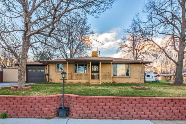 9225 Brooks Drive, Arvada, CO 80004 (#2318202) :: The Peak Properties Group