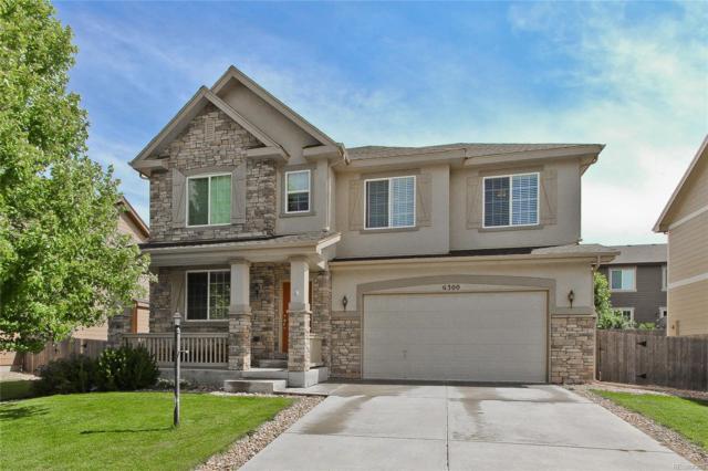6300 Union Avenue, Firestone, CO 80504 (#2318237) :: The HomeSmiths Team - Keller Williams