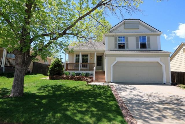 9860 Fairwood Street, Littleton, CO 80125 (#2318290) :: The Pete Cook Home Group