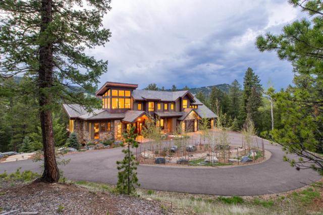 1118 Soda Creek Drive, Evergreen, CO 80439 (#2318411) :: The Peak Properties Group