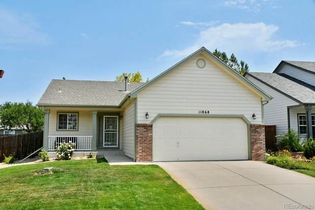 11868 Dahlia Drive, Thornton, CO 80233 (MLS #2318501) :: Kittle Real Estate