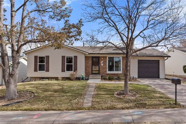 2258 S Laredo Street, Aurora, CO 80013 (#2318740) :: The Healey Group