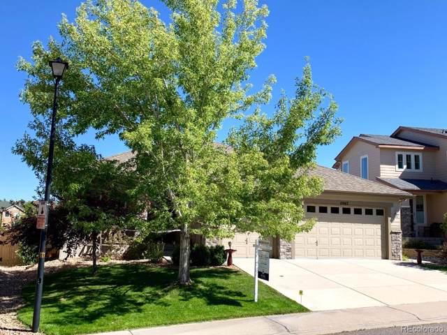 11067 Glengate Circle, Highlands Ranch, CO 80130 (MLS #2319118) :: 8z Real Estate