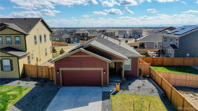 741 N Vandriver Way, Aurora, CO 80018 (#2319397) :: The Griffith Home Team