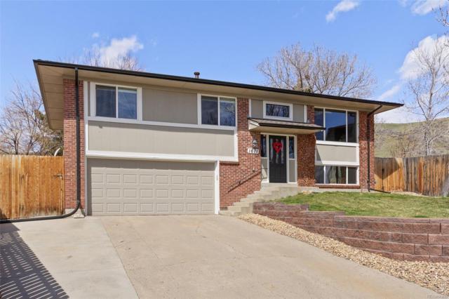 1671 S Deframe Court, Lakewood, CO 80228 (MLS #2320016) :: 8z Real Estate