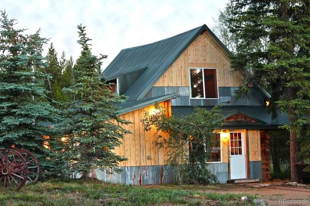 67228 Us Hwy 40, Granby, CO 80446 (#2320474) :: The Heyl Group at Keller Williams
