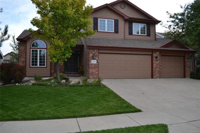 3515 Green Spring Drive, Fort Collins, CO 80528 (#2320870) :: Wisdom Real Estate