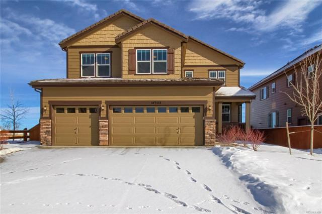 14322 Double Dutch Circle, Parker, CO 80134 (#2321042) :: The City and Mountains Group