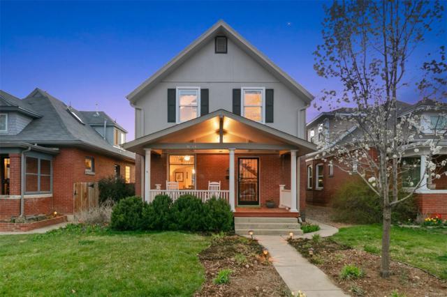 631 S Pennsylvania Street, Denver, CO 80209 (MLS #2321341) :: The Sam Biller Home Team