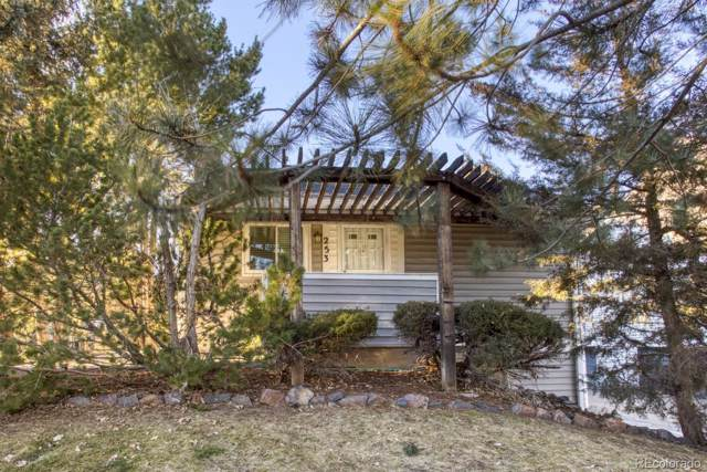 253 S Nome Street, Aurora, CO 80012 (MLS #2322045) :: Colorado Real Estate : The Space Agency