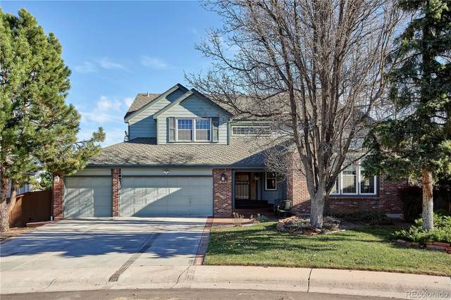 6985 Peregrine Way, Highlands Ranch, CO 80130 (#2322264) :: The DeGrood Team