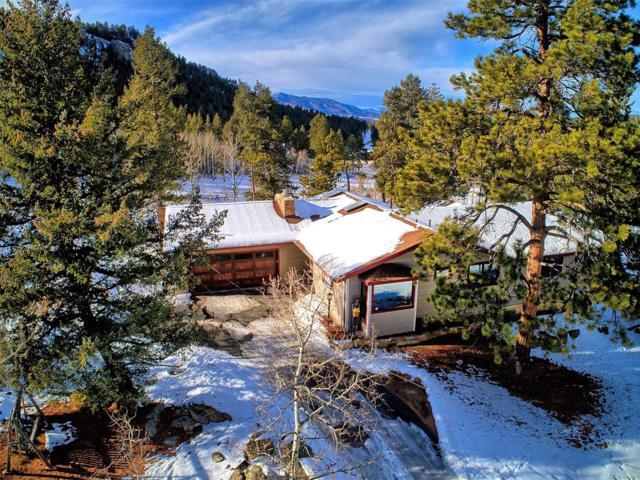 6373 Annapurna Drive, Evergreen, CO 80439 (MLS #2322299) :: 8z Real Estate