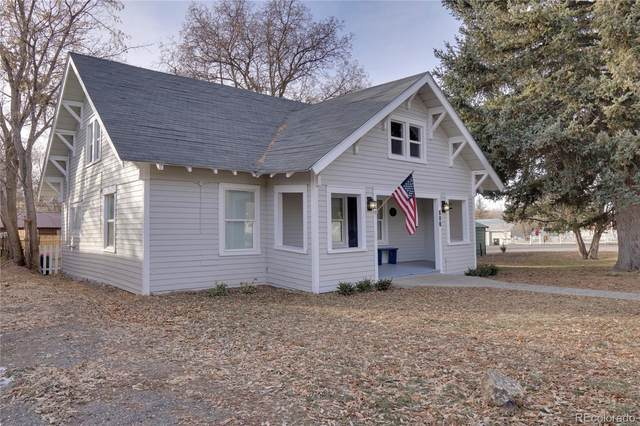 880 Main Street, Meeker, CO 81641 (#2322927) :: The Margolis Team