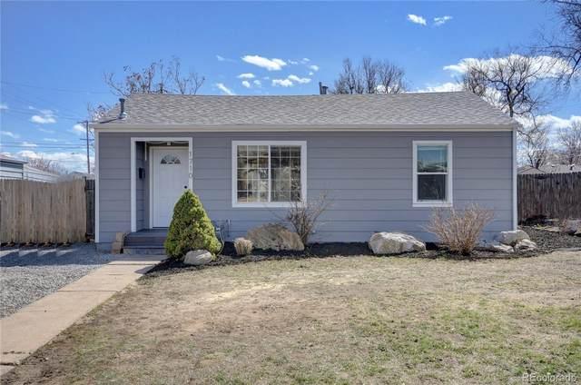 1710 W Berkeley Place, Denver, CO 80221 (MLS #2323002) :: 8z Real Estate